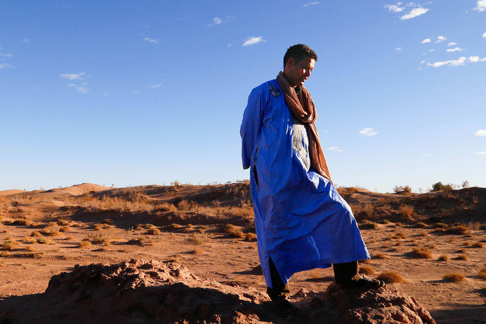 The Disappearing Oasis - Journey to the frontlines between a Moroccan oasis and the encroaching Sahara to explore the effects of desertification that threaten the livelihood of more than two million people living in the oases of Morocco.