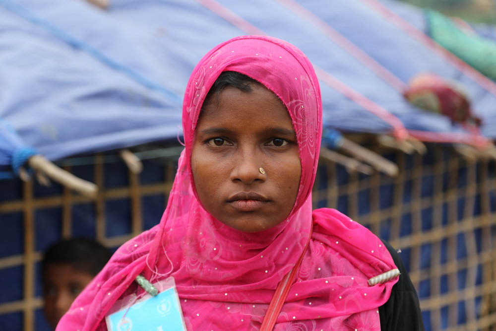i am rohingya - Experience Jamalida's life inside a Rohingya refugee camp in Bangladesh and watch an account of how she fled the violence in Myanmar in immersive animation.