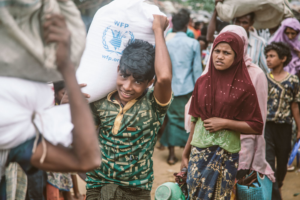 Forced to flee - In Kutupalong camp in Bangladesh, hear the hard hitting testimonies of three Rohingya refugees who fled persecution in Myanmar.