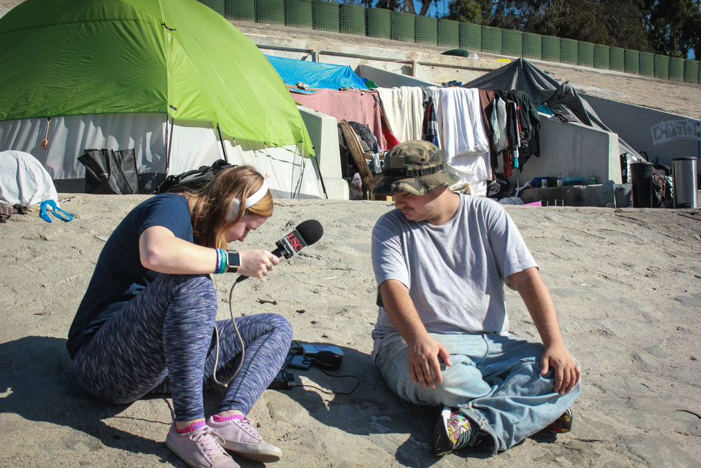 My people, our stories: los angeles - People in Los Angeles who are experiencing homelessness take up a 360º camera for the first time, documenting their lives and sharing their stories.