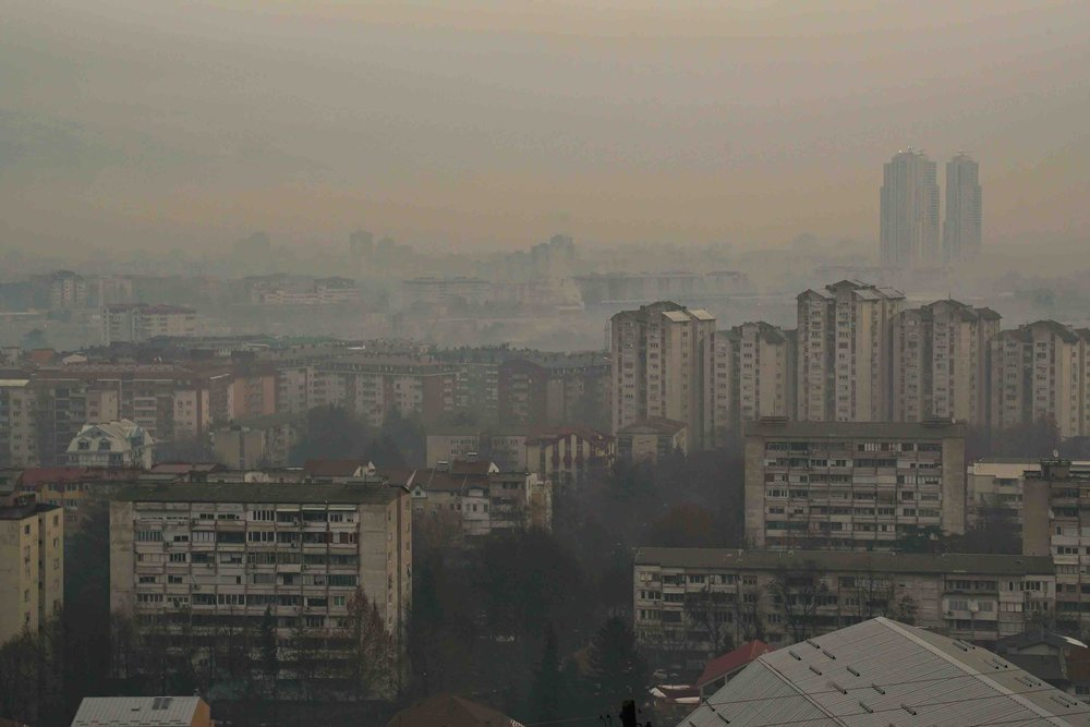 Winter, leave - In North Macedonia's capital of Skopje, three residents struggle to stay warm – and healthy – inside their homes, amid deadly winters and extremely polluted air.