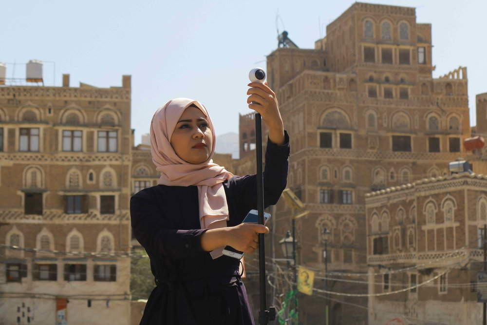 Determined for Hope: Manal al amal - As Yemen enters its fifth year of war, two local journalists, Manal and Amal, tell the stories of Yemeni children and mothers who are at the heart of the worst humanitarian crisis in the world.
