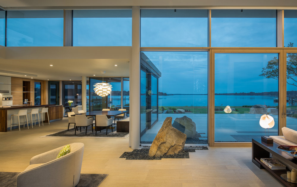 The House & Home Magazine   Here in our little nook of the world, waterfront living is desired above all. That comes as no surprise considering the tranquil, secluded nature that waterfront property provides.  Read More