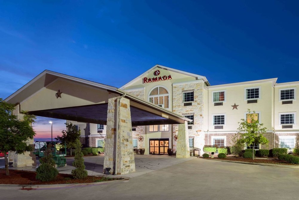 Ramada Gatesville - Address: 111 Highway 36 Byp N, Gatesville, TX, 76528Phone: (254) 865-1207