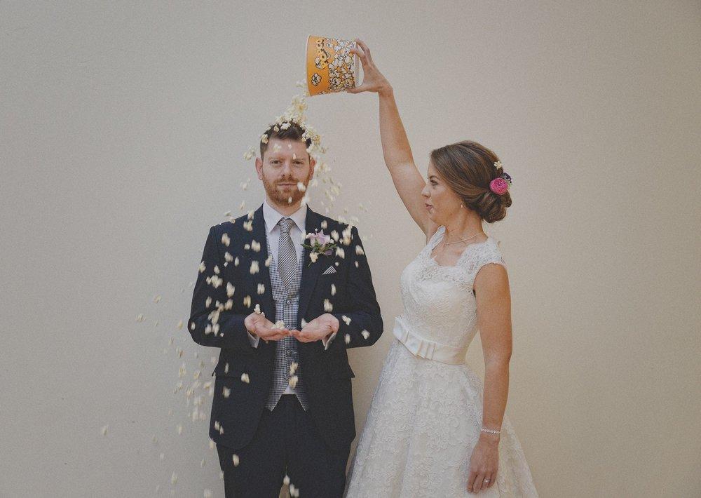 7cc7a129099e Never mind the Oscars, here's Gavin and Kendra's wedding!