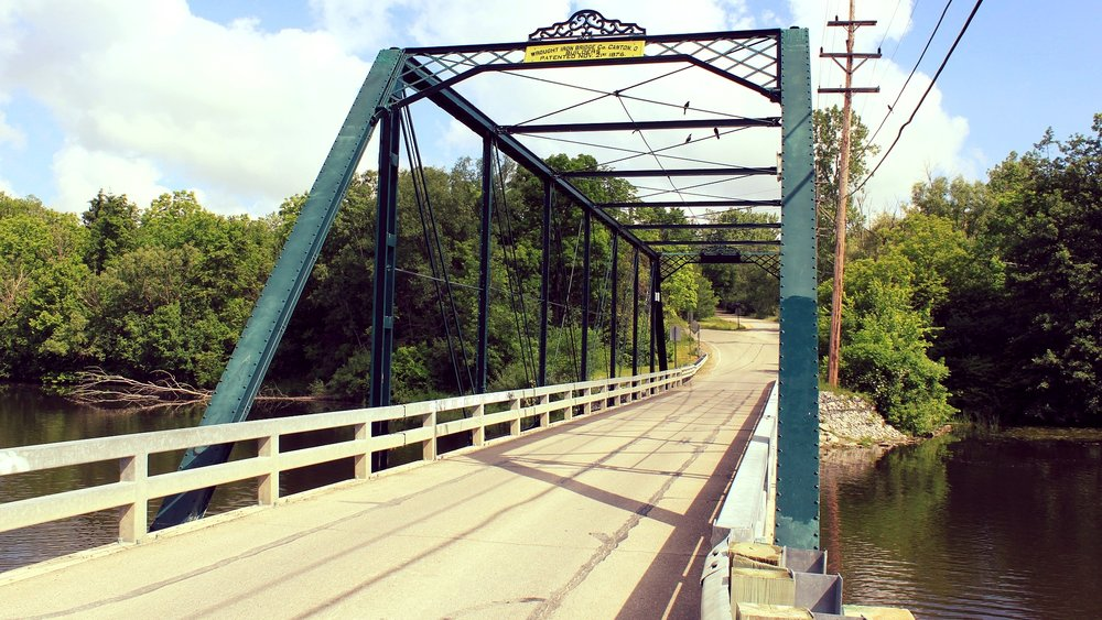 Maple Foster Bridge Michigan