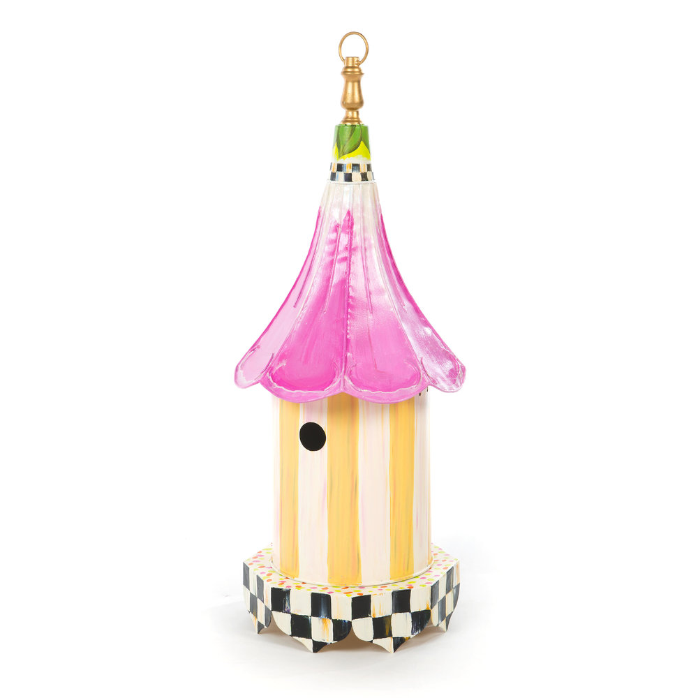 Morning Glory Birdhouse  $230.00
