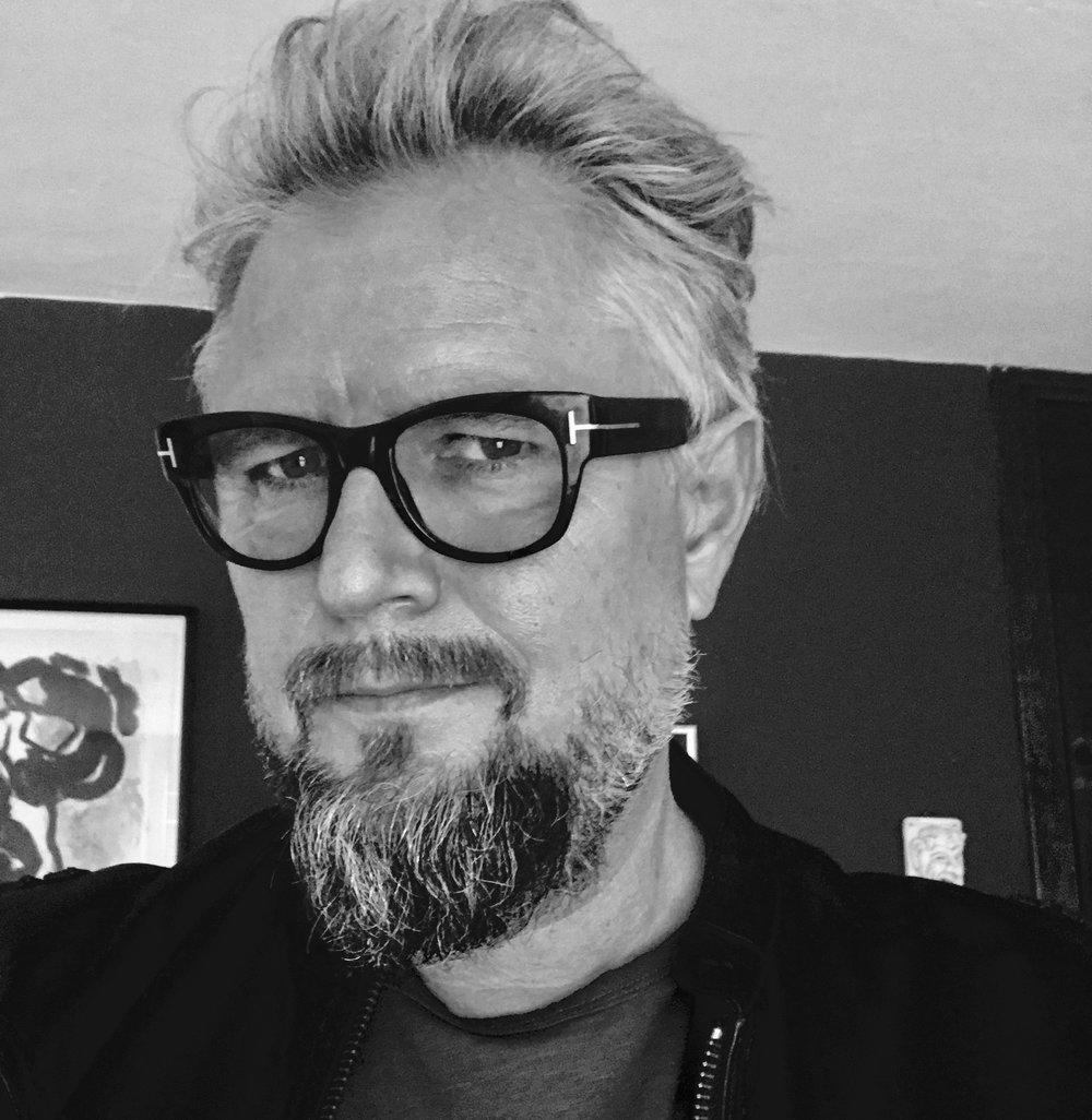 Lars Gandsø  Forstander