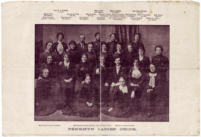 Penrhyn ladies choir image and names.jpg