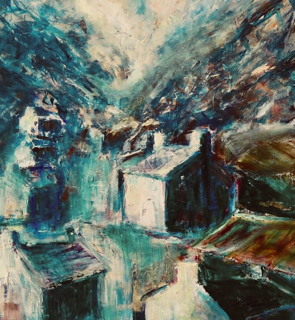 Quarry Ruins, Croesor