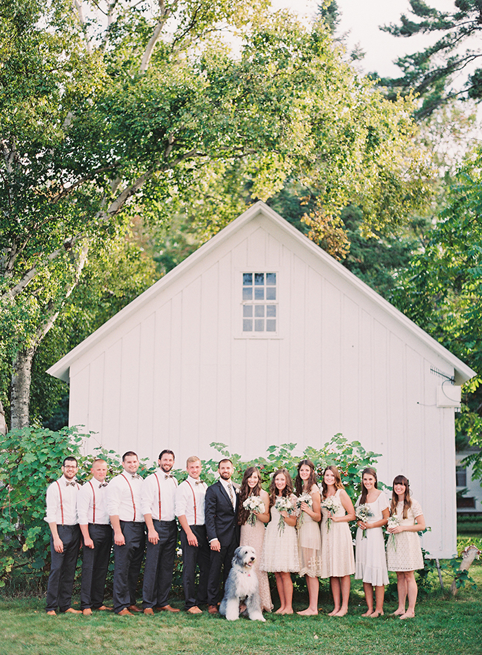 Michelle-March-Photography-Wedding-Film-Michigan-Vintage-Rustic-Barn-Outdoor-Featured-On-Style-Me-Pretty-35