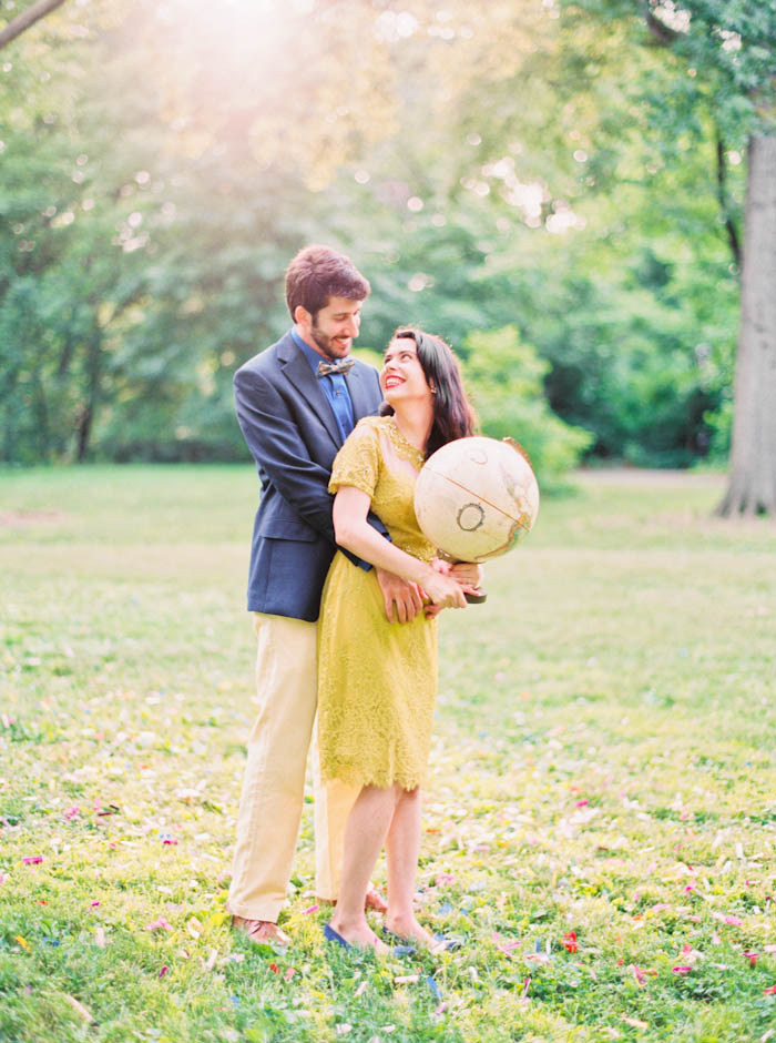 Michelle-March-Photography-Engagement-NYC-Central-Park-Film-Vintage-Wedding-Photographer-10