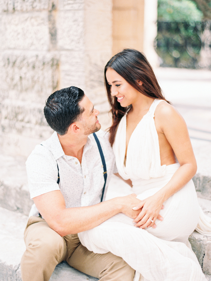 Michelle-March-Photography-Miami-Wedding-Photographer-Vizcaya-Romantic-Vintage-Film-Engagement-Spring-13