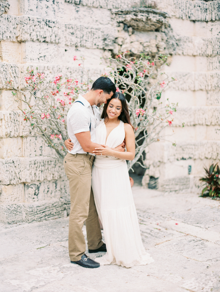 Michelle-March-Photography-Miami-Wedding-Photographer-Vizcaya-Romantic-Vintage-Film-Engagement-Spring-18