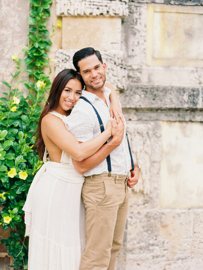 Michelle-March-Photography-Miami-Wedding-Photographer-Vizcaya-Romantic-Vintage-Film-Engagement-Spring-31