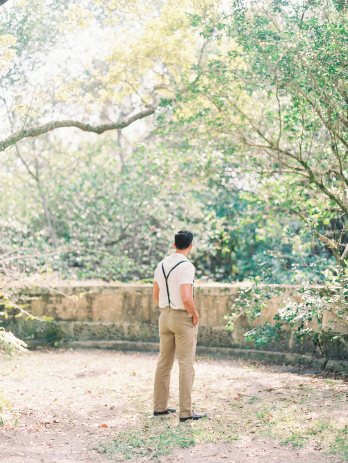 Michelle-March-Photography-Miami-Wedding-Photographer-Vizcaya-Romantic-Vintage-Film-Engagement-Spring-8