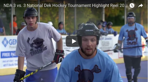Quad Cities Event Recap: 2018 NDA 3on3 Hockey Tournament