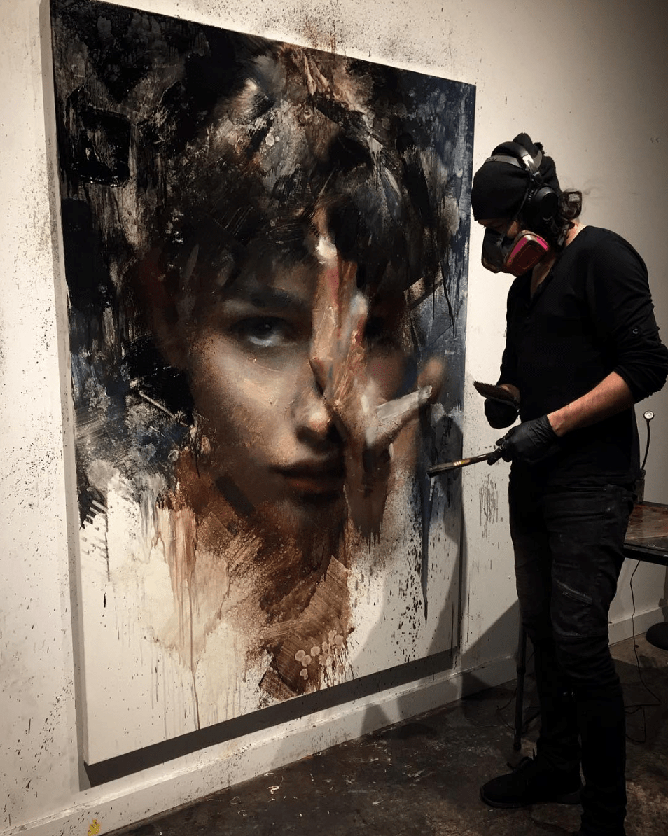 "Casey Baugh ""This Place is Mine"""