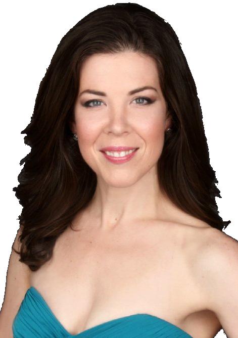 Katherine Pracht, mezzo-soprano