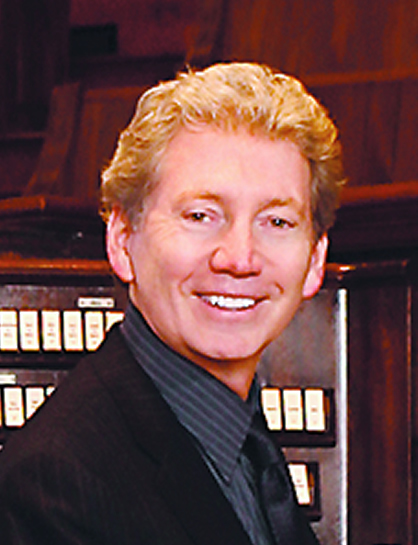 Gordon Turk, organ