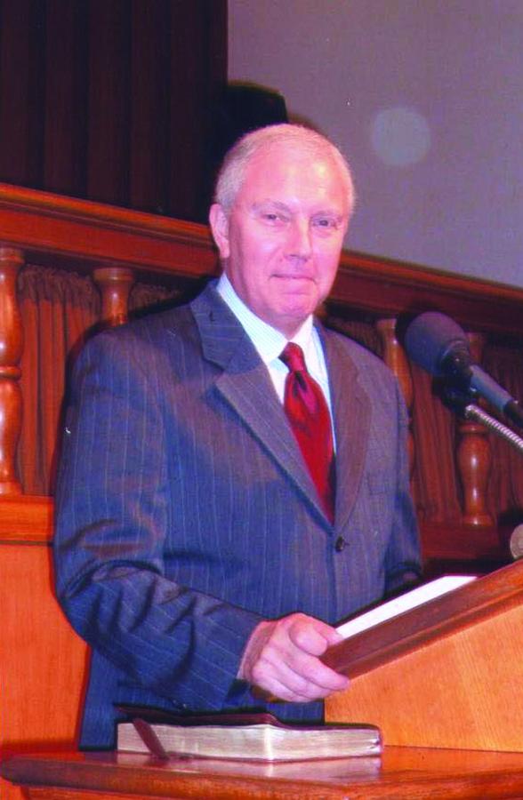 Pastor Roger Casey -