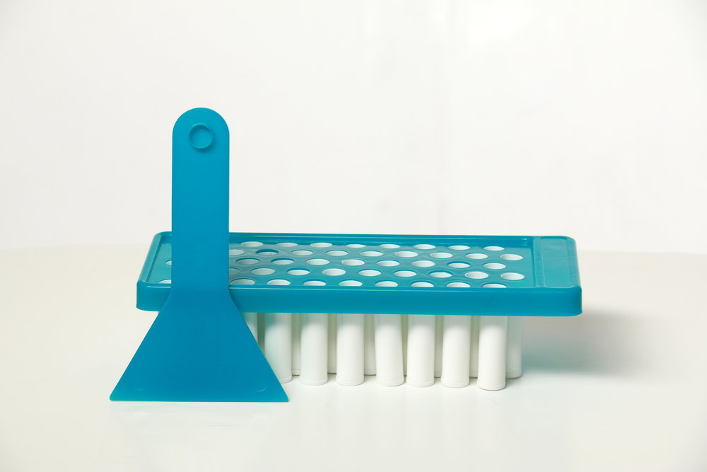 Photo of scrubbing brush for ecommerce