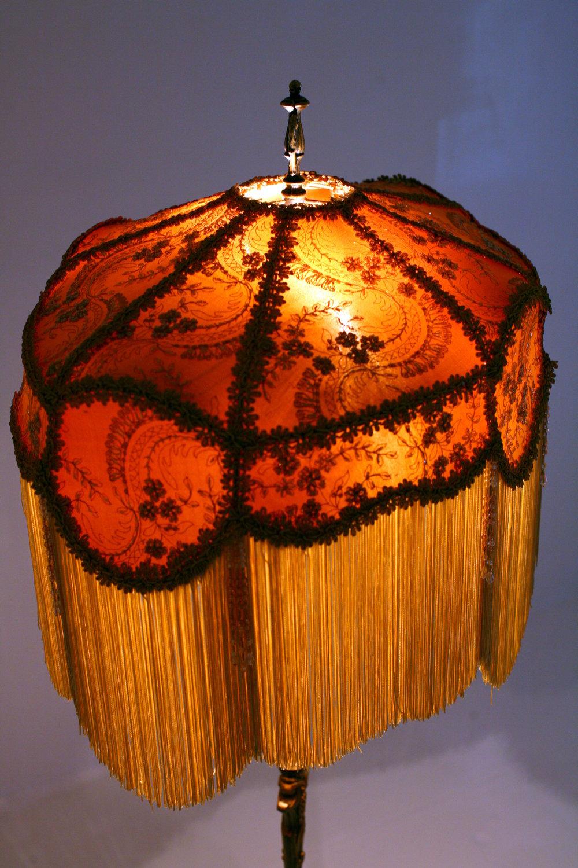 rare antebellum lamp