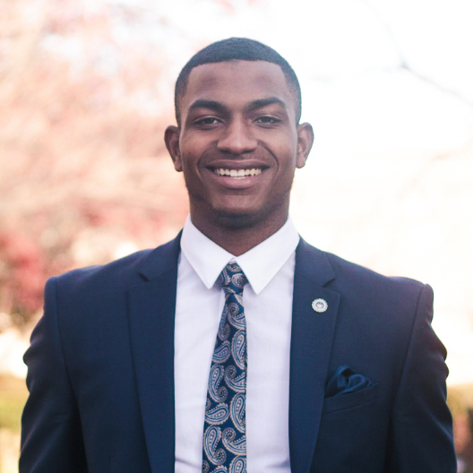 Amos Jackson III - Amos Jackson III is a rising senior at Howard University studying Political Science and African-American studies from West Palm Beach, FL. At Howard University, Amos has the pleasure to serve as the 58th President of the Howard University Student Association (SGA) and a brother of Alpha Phi Alpha Fraternity Inc., Beta Chapter. Since his arrival at Howard, Amos has dedicated himself to political action and civic engagement. Amos previously worked in the Obama administration in the Department of Education where he worked on the White House initiative on HBCUs and diversity & inclusion in higher education.