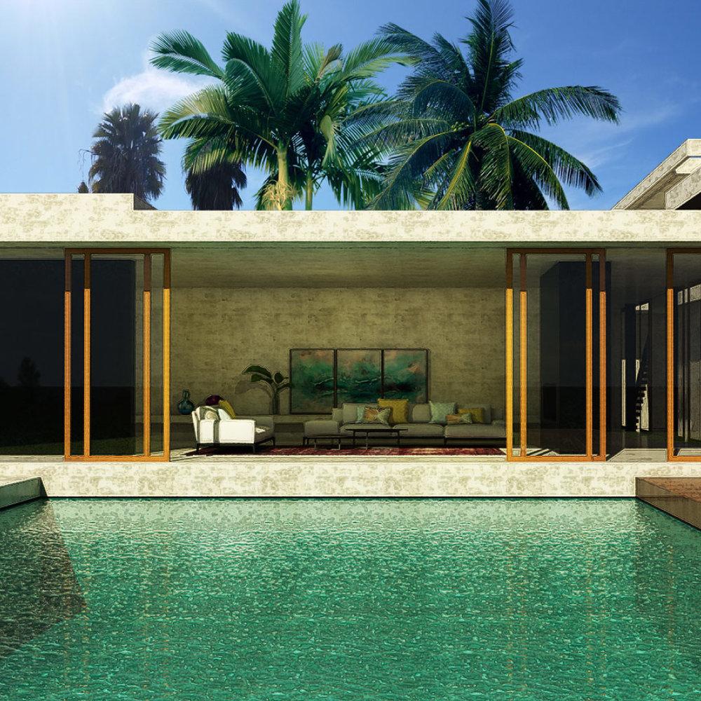 Palm Desert House - California