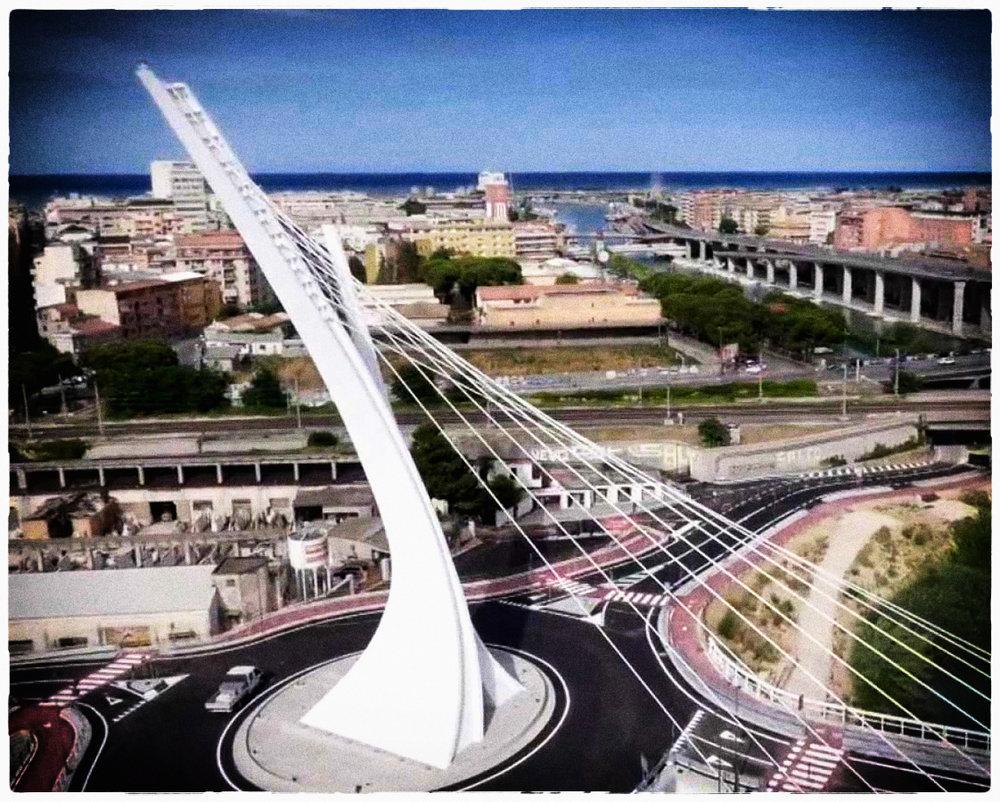 Ponte Nuovo, Pescara