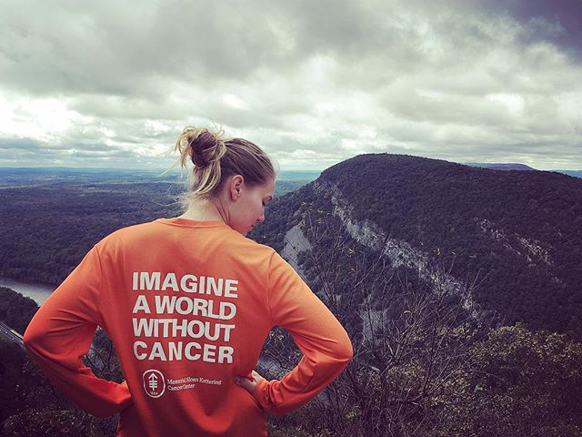 Almost race-ready @fredsteammskcc #idoitformymama #fredsteam #traininghike #imagineaworldwithoutcancer #marathontraining #tcsnycmarathon #nycmarathon #runnyc