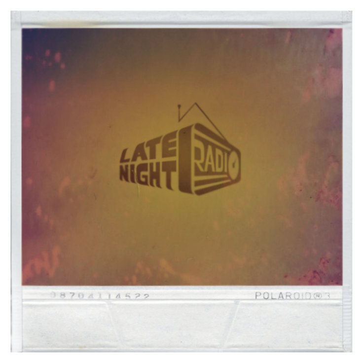 Late night radio | polaroid | 2015