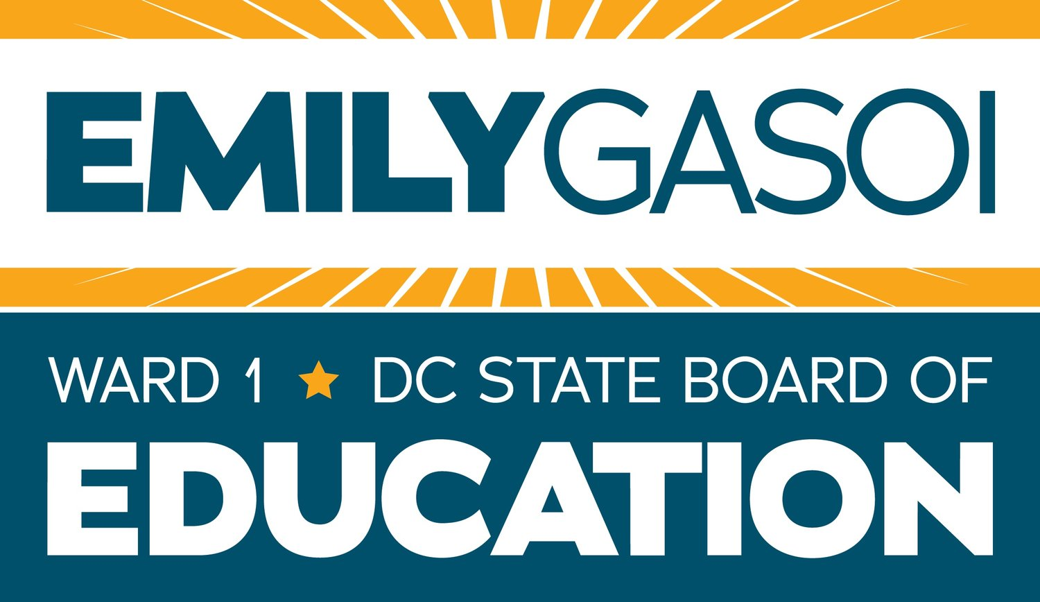 Emily Gasoi for DC State Board of Education Ward 1