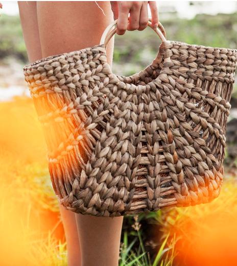 Greek Island - Beach Basket