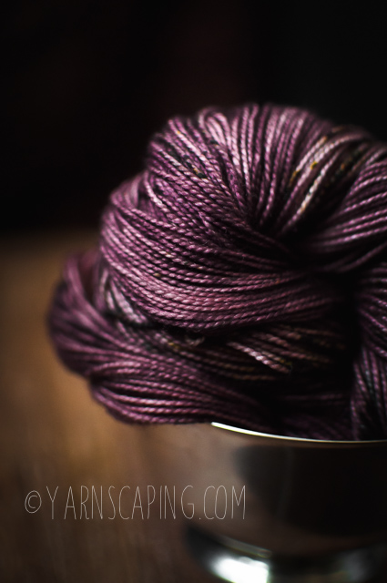 - I hope anyone that holds a skein of my yarn feels the effort and thoughtfulness I put into creating it. But more than that I hope it creates a memory. I know it's just yarn, but the possibilities that it holds can transform it into heirlooms to be treasured for generations to come. To me, that's just so special to be a part of.—Ashley