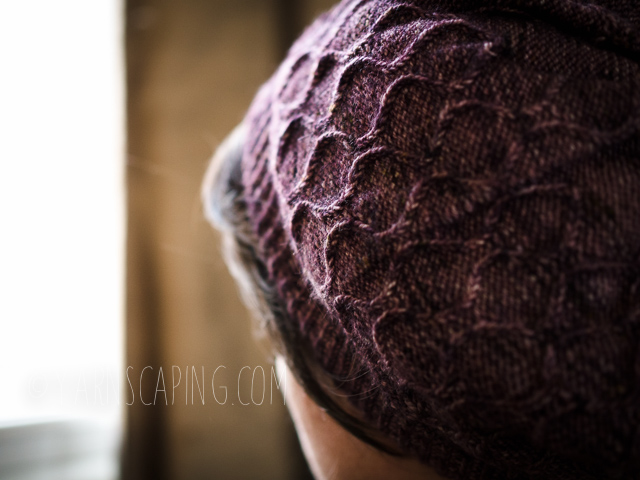 Filigree Slouch by Woollywormhead