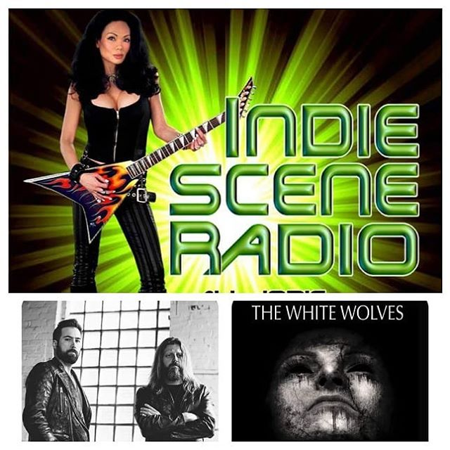 "JUST ANNOUNCED: 🎶NEW RADIO PLAY 🎶  Congratulations to The White Wolves as their song, ""BURNING IT DOWN"" will be featured INDIE SCENE RADIO during their ""Shining Singles"" edition of The GERG SHOW TONIGHT from 7 to 9 PM EST/4 – 6PM PST, which happens the first Tuesday of every month.  Tune in here: http://www.indiesceneradio.com"