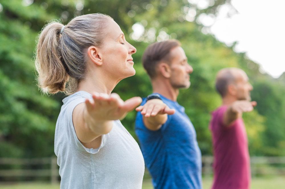 Yoga, Dance, &Body Movement -