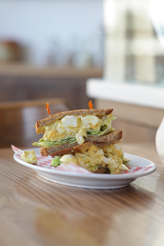 Egg Salad Sando