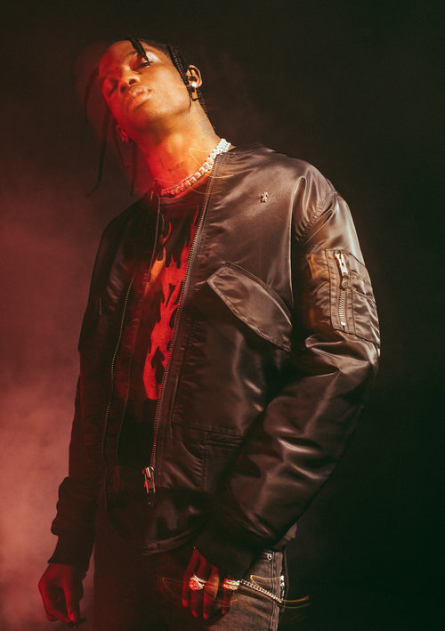 TRAVIS SCOTT X KSUBI