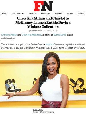 75ed47c651c1 Footwear+News+-+Christina+Milian+-+Ruthie+Davis+x+