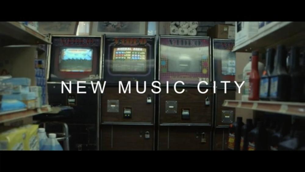 ALLSAINTS NEW MUSIC CITY