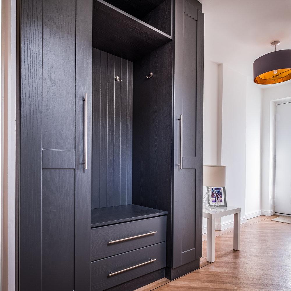 Hallway storage Manchester