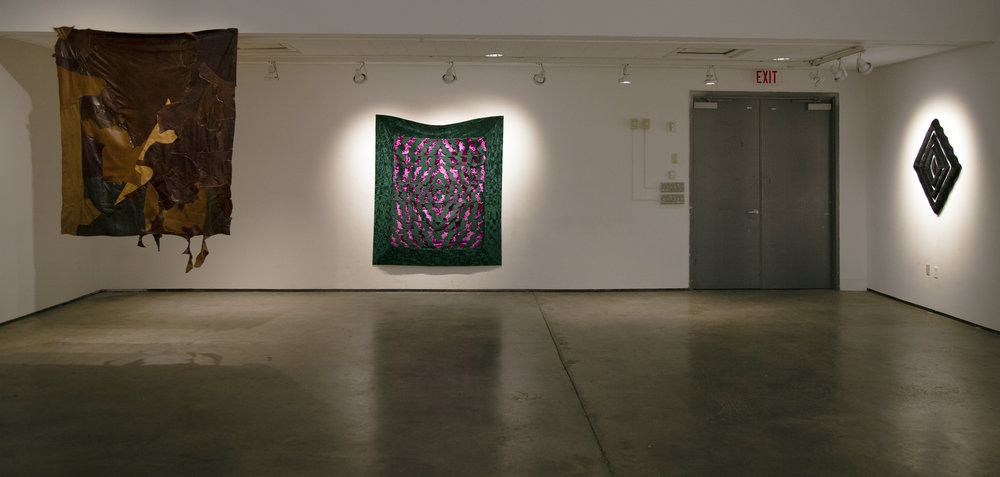Installation view: Yale School of Art, New Haven, CT
