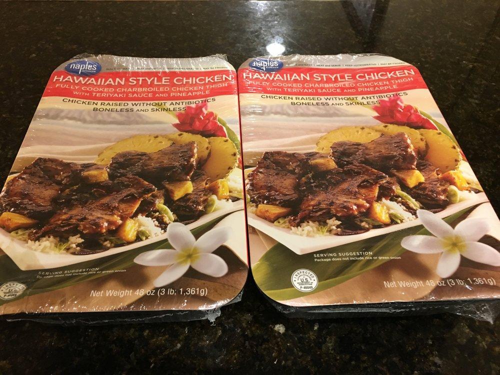 1. Chicken (5 lbs)