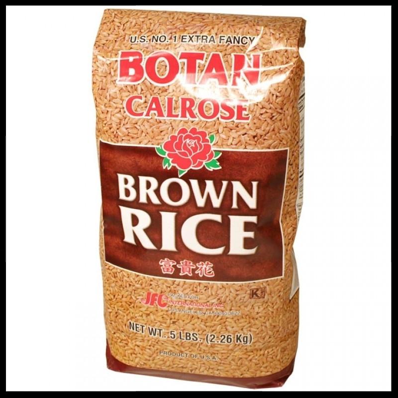 4. Brown Rice (2 lbs)