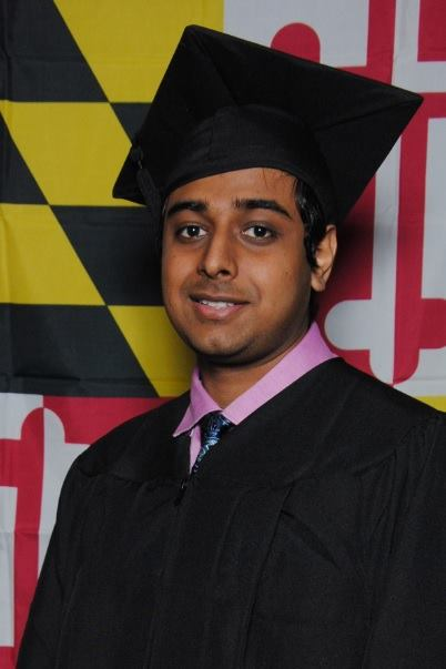 Graduated University of Maryland, Baltimore County