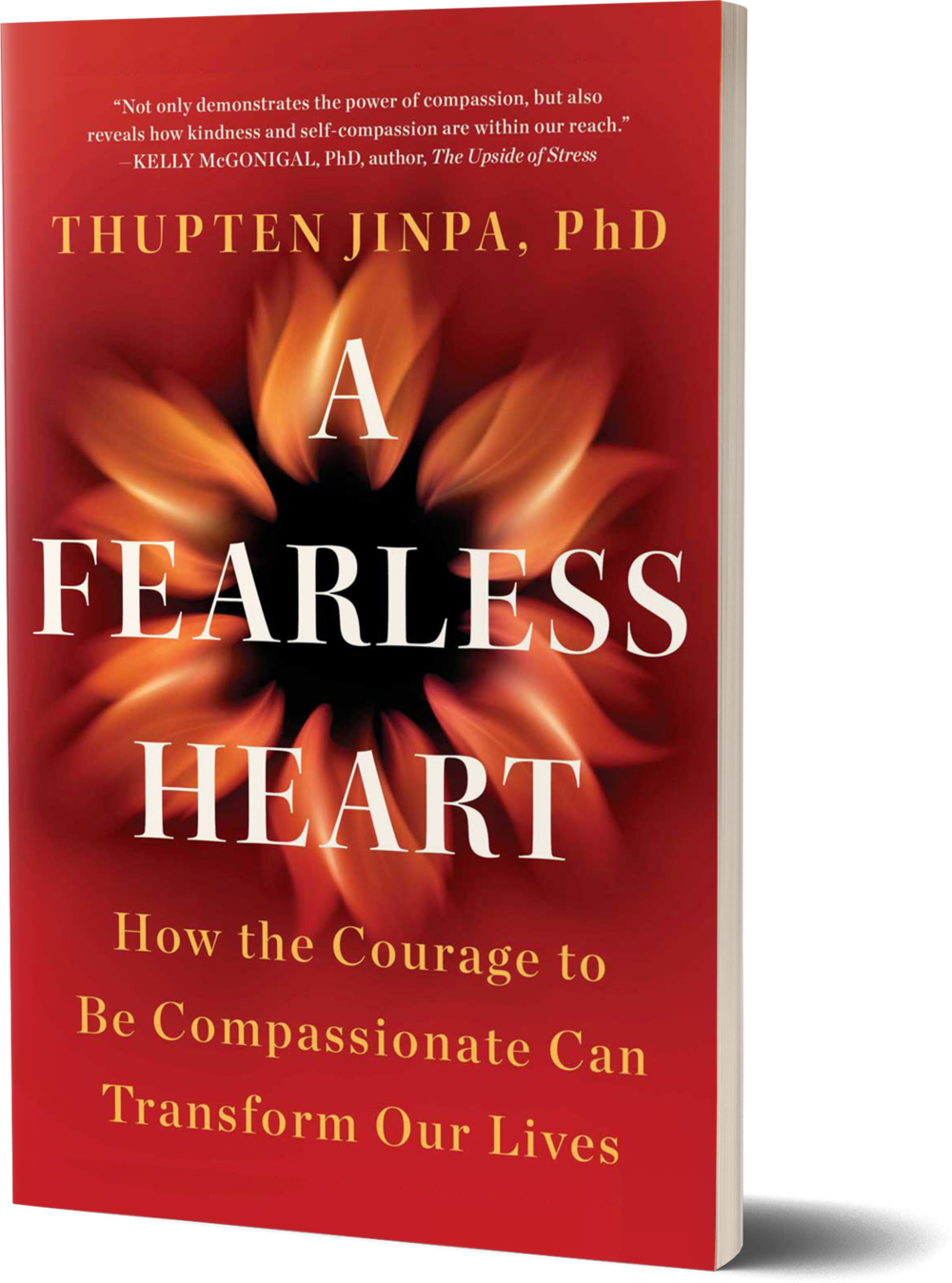 A Fearless Heart- How the Courage to Be Compassionate Can Transform Our Lives by Thupten Jinpa, Ph.D.png