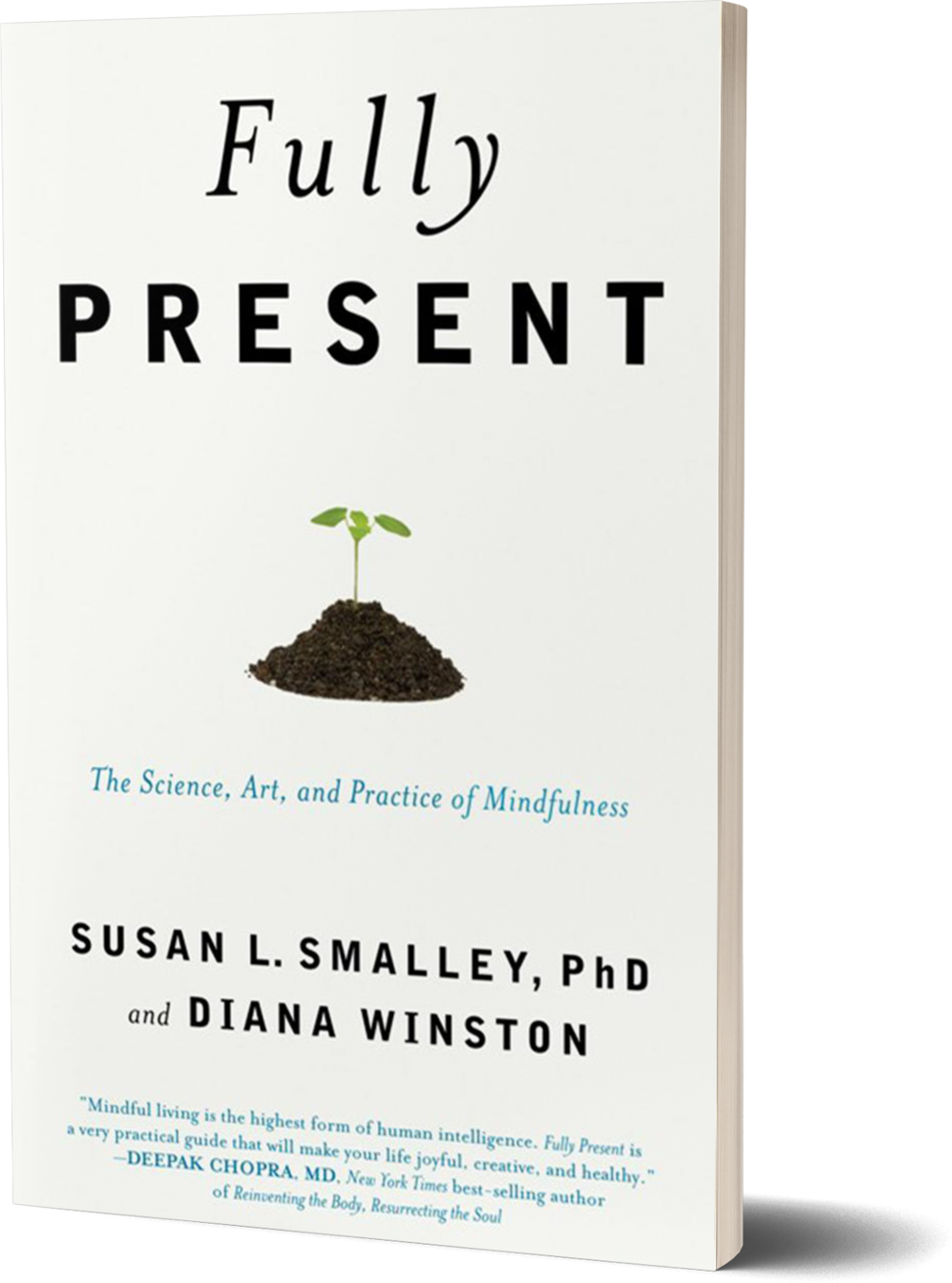 Fully Present- The Science, Art, and Practice of Mindfulness by Susan L. Smalley, Ph.D. and Diana Winston.png
