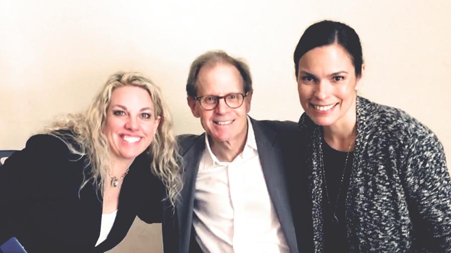 Tina Payne Brayson & Dr. Dan Siegel